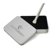 CLOTHOBEAUTY Makeup Brush Quick Cleaner Sponge, Remove Eye shadow or Blush colour from your brush, Easily change to next colour