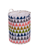 Foldable Laundry Hamper Basket for organising baby clothes,toys