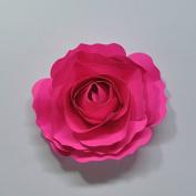DIY flower kit card stock flower kit 1 mini flower fireball fiusha