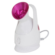 New Pro Nano Ionic Facial Steamer Portable Hot Mist Moisturising Cleaning Skin Care
