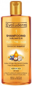 Precious Oil Shampoo Dry Hair Argan Oil, Borage & Camellia Evoluderm/Bottle 400ml