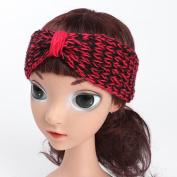 Susenstone Baby Knitting Hairband Infant Kids Girl Phtography Props Hairband