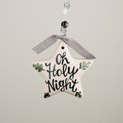 Glory Haus 2990116 Oh Holy Night Puff Star Ornament
