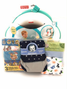 Potty Training Perfect Potty Ring and Training Pant Bundle Boys
