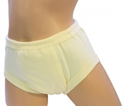 Baby Pants Adult Almost a Big Kid Training Pants - XL Yellow