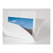 Archival Methods 22cm x 28cm Acid-Free Card Stock, 148gsm, 50/Pack, White