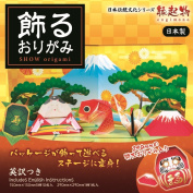 Show Origami Engimono Lucky Charm Paper Craft