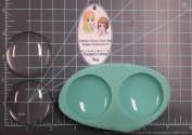 Large Circle Dome Silicone Mould
