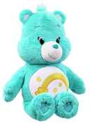 Care Bears Boxed Toy - 30cm Wish Bear Super Soft Plush