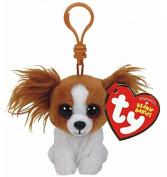 TY Beanie Boos Barks the Dog, Keyclip!