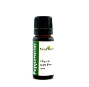 Premium Organic Peppermint Essential Oil | Imported From France - 100% Pure | Undiluted Therapeutic Grade | Aromatherapy | Perfect for Diffusers | Mentha Piperita