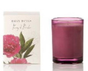 PEONY POMELO Rosy Rings Large 23cm Pillar Botanical Scented Candle