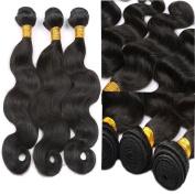Malaysian Virgin Hair Body Wave 100% Unprocessed Human Hair Weave Bundles