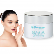 Premium anti-ageing face cream 1,7Oz/50ml with hyaluronic acid and collagen. Anti wrinkle cream with vitamins A, C and E. Face wrinkles cream with elastin and glycerin for a smoother and healthier skin