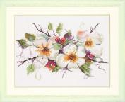 Lanarte - Apple Blossom - Marjolein Bastin Cross-stitch kit
