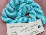SILK & IVORY-DUCK EGG-238--1 SKEINS WITH THIS LISTING
