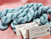 SILK & IVORY-MOON RIVER-127--1 SKEINS WITH THIS LISTING