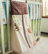 M2cbridge Baby Nursery Nappy stacker Nappy Organiser Storage Hanger