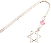 Star of David Charm Bookmark - Bat Mitzvah Gifts