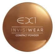 EX1 Cosmetics Invisiwear Compact Powder, Number 2.0
