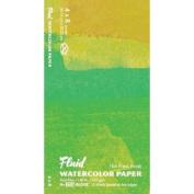 Fluid Watercolour Hot Press EZ-Block, 4x8