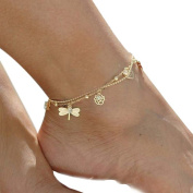 Sexy Bohemian/Beachy/Crystal/Beads/Glow/Beads Anklet Bracelet for Weddings/Beach Party