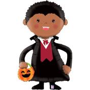 Betallic Halloween Little Dracula Costume Linking 110cm Foil Balloon