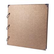 FaCraft 12x12 Scrapbook (Gold)