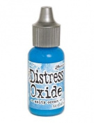 Ranger Tim Holtz Distress Oxide Reinker - Salty Ocean
