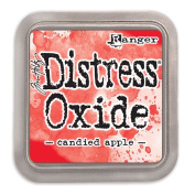 Ranger Tim Holtz Distress Oxide Ink Pad - Candied Apple