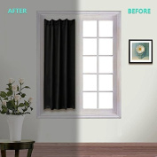 Premium Blackout Blind, Thermal Insulated, Nursery or Travel Curtain