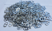 NEW Soda Beer Pop Can Tabs with Smooth Edges for Bracelets, Chainmail, Art, Etc.
