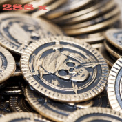 Pirate Coins - 288 per order by SmallToys