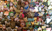 Disney Trading Pins-Lot of 50-No Duplicates-LE-HM-Rack-Cast-A