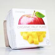 Clearspring | Apple & Mango Puree - Org | 11 x 2x100g