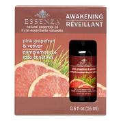 Essenza Essential Oil, Pink Grapefruit & Vetiver 15ml