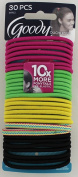 GOODY - Ouchless Elastics Chevron Stylista Chevron - 30 Pack