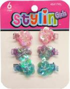 SHALOM - Stylin' Salon Clips - 8 Clips