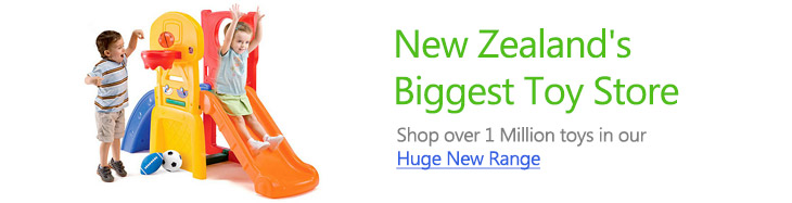 New Zealand's Biggest Toy Store