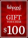 Fishpond Gift Voucher $100