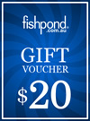 Fishpond Gift Voucher $20