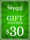 Fishpond Gift Voucher $30