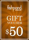 Fishpond Gift Voucher $50