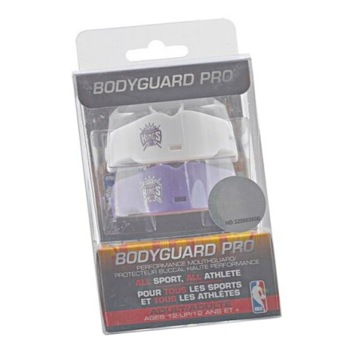 Bodyguard-Pro-NBA-Mouth-Guard-Sacramento-Kings-Free-Shipping